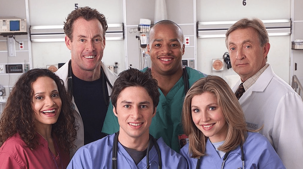 Scrubs Cast And Storyline