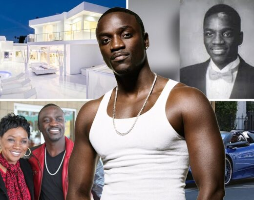 American Song Writer Akon Net Worth – A Complete Analysis